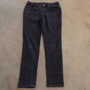 a.n.a.  curvy fit jeans size 6